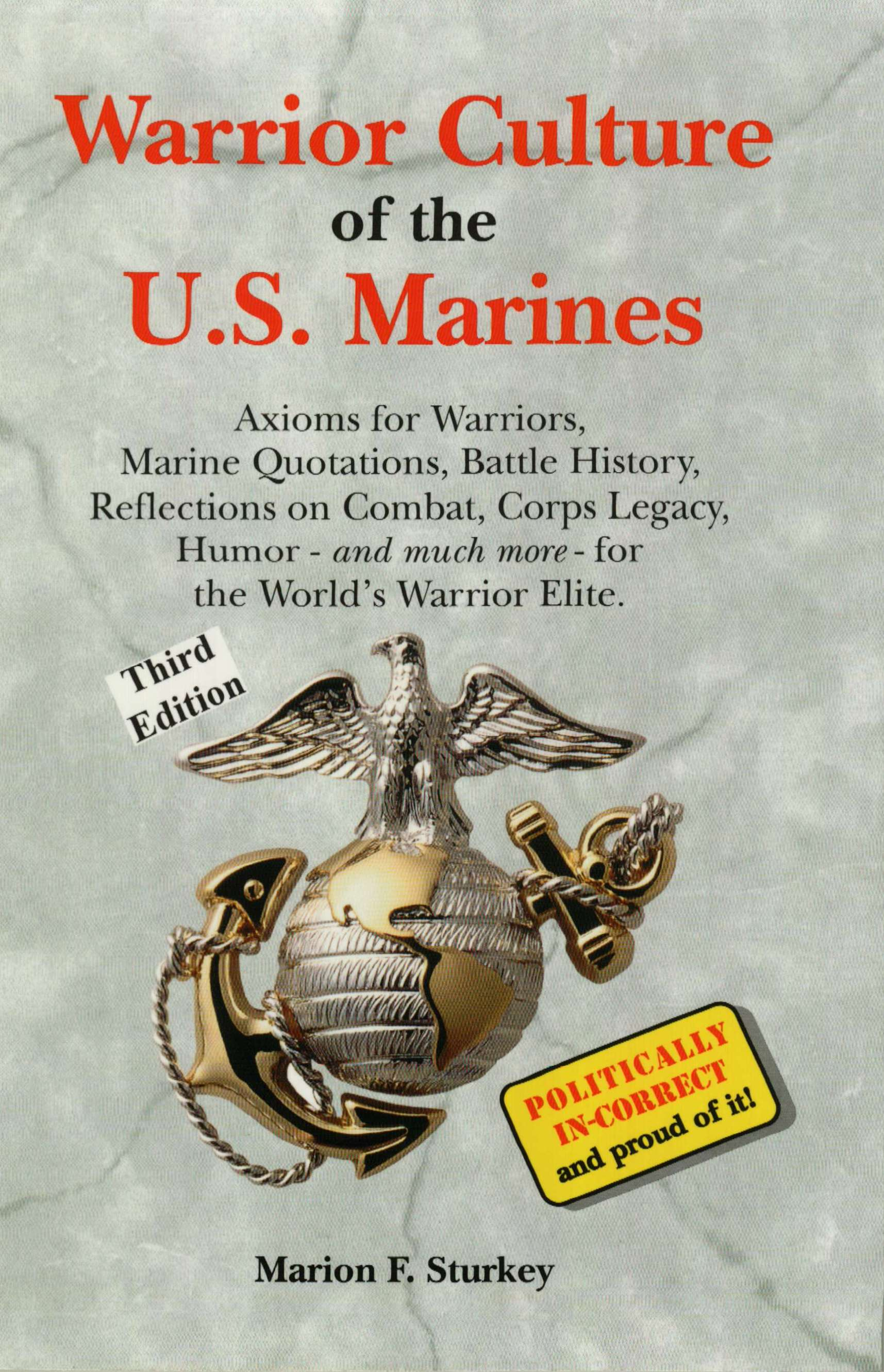 Leatherneck Warriors Book I: The Beginning